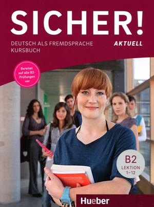 Bild von Sicher! aktuell B2 – Kursbuch