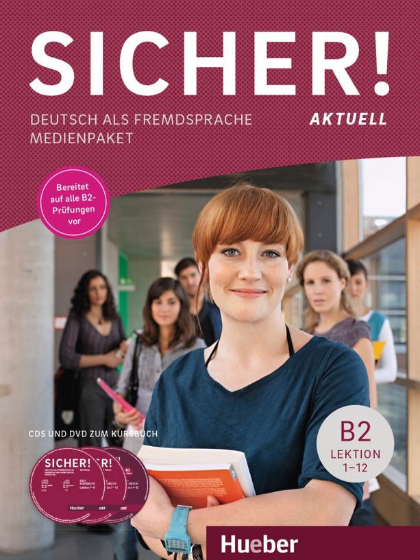 Εικόνα της Sicher! aktuell B2 – Medienpaket (Οπτικοακουστικό πακέτο