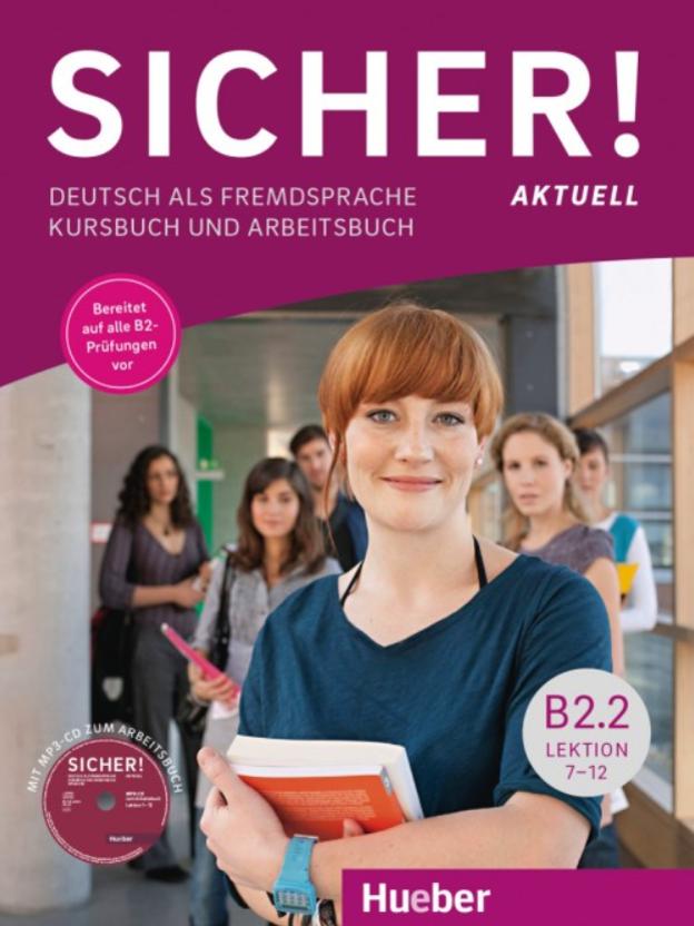 Εικόνα για την κατηγορία Sicher! aktuell B2/2