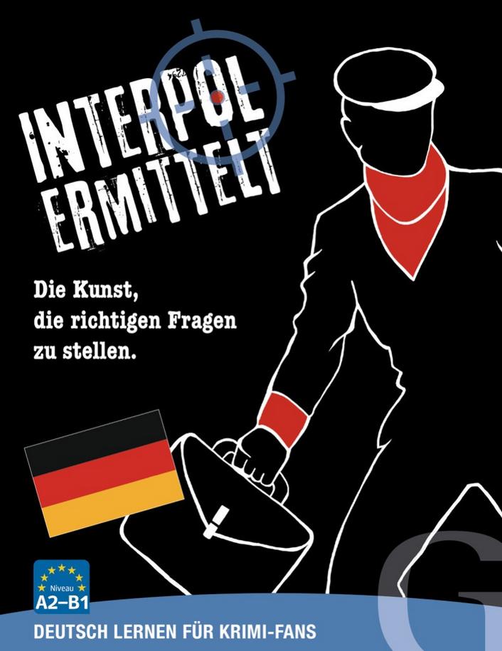 Εικόνα της Interpol ermittelt – Deutsch lernen für Krimi-Fans (επιτραπέζιο παιχνίδι)
