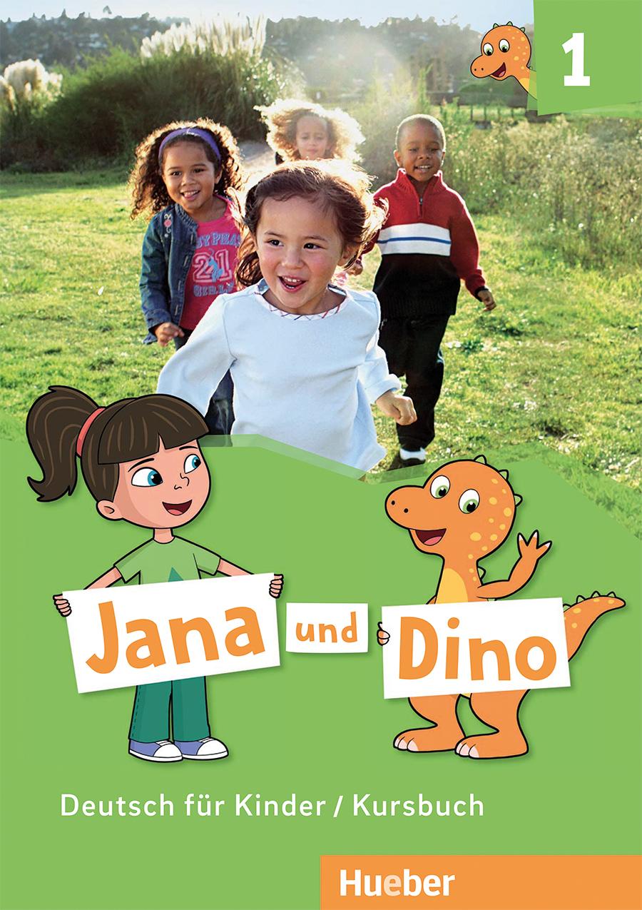 Bild von Jana und Dino 1 - Kursbuch