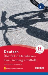 Bild von Überfall in Mannheim – Lina Lindberg ermittelt – Lektüre mit MP3-Download