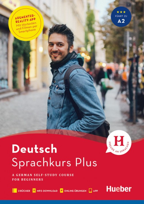 Εικόνα της Deutsch Sprachkurs Plus A1/A2. A German Self-Study Course for Beginners