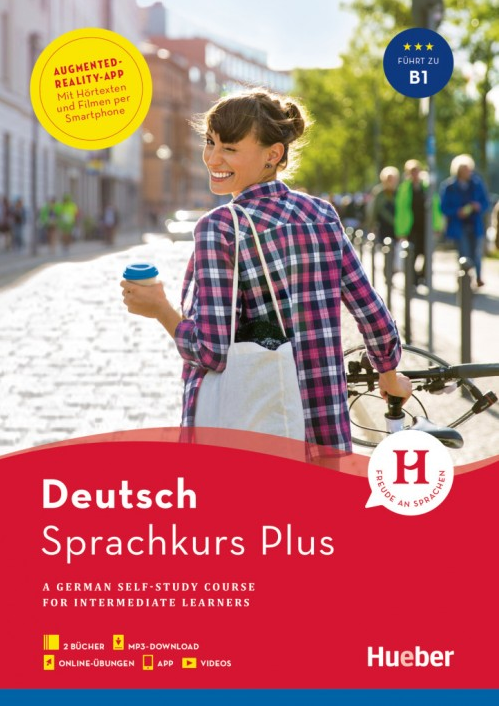 Bild von Deutsch Sprachkurs Plus B1. A German Self-Study Course for Beginners