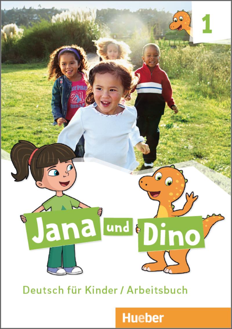 Bild von Jana und Dino 1 - Arbeitsbuch