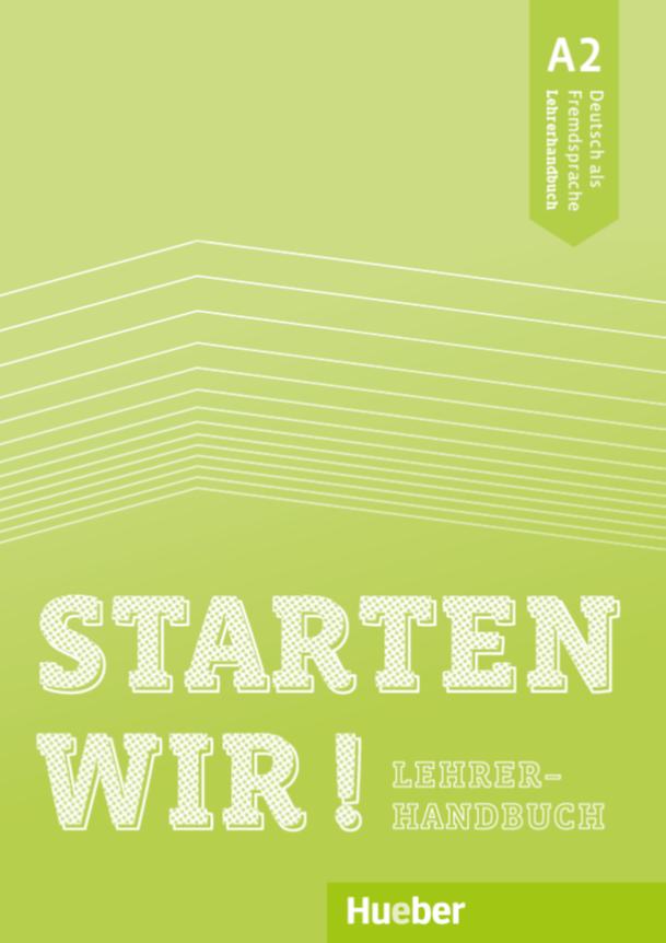 Bild von Starten wir! A2 – Lehrerhandbuch