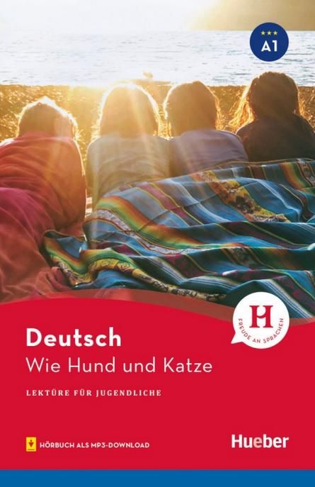 Εικόνα της Wie Hund und Katze – Lektüre mit MP3-Download