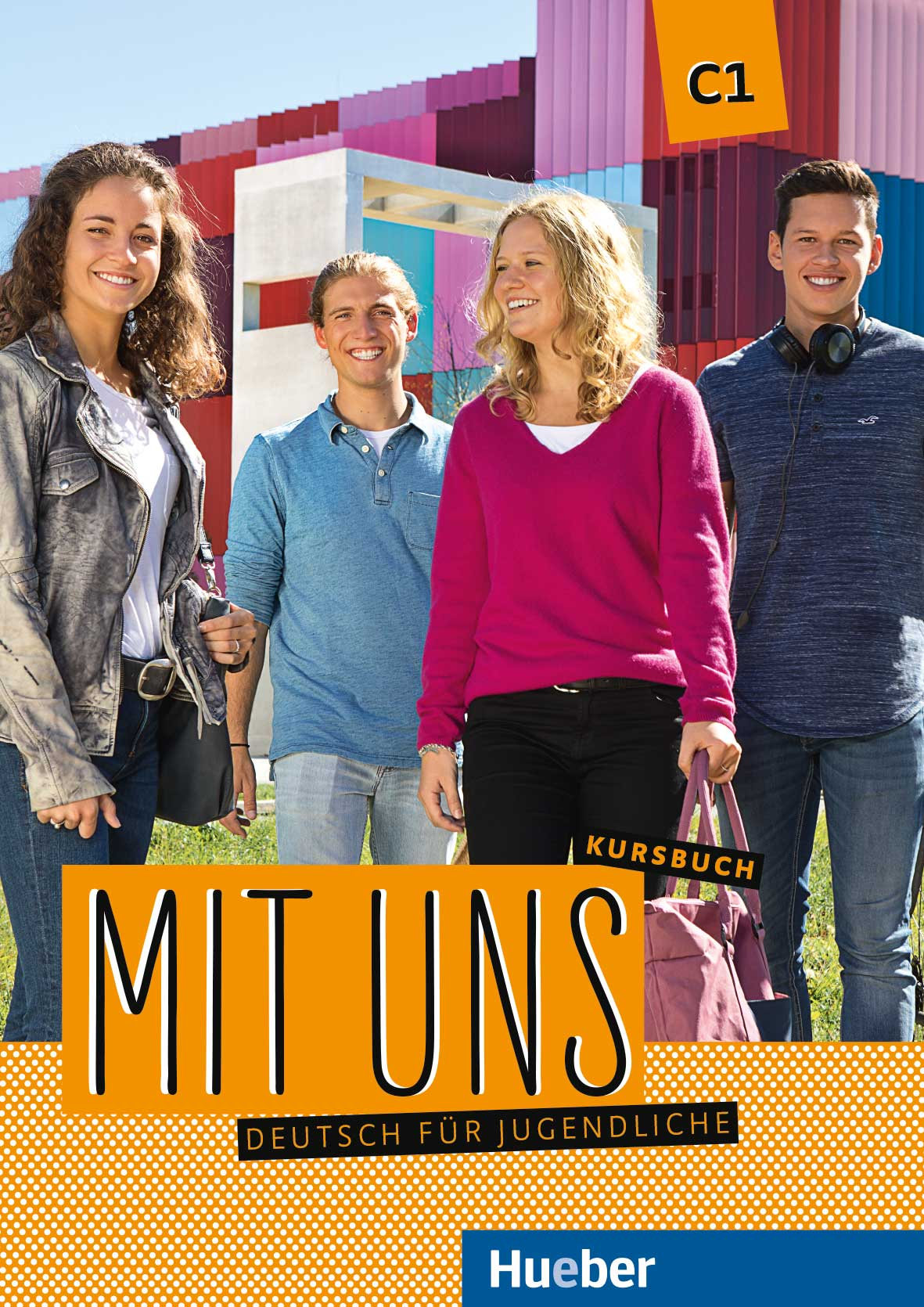 Εικόνα της Mit uns C1 – Kursbuch (Βιβλίο του μαθητή)
