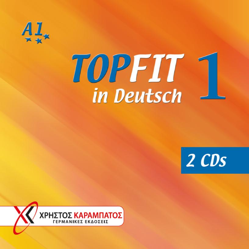 Εικόνα της TOPFIT in Deutsch 1 - 2 CDs
