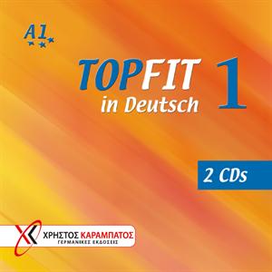 Bild von TOPFIT in Deutsch 1 - 2 CDs