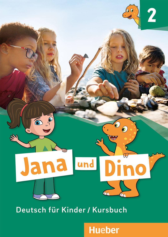 Εικόνα της Jana und Dino 2 - Kursbuch (Βιβλίο του μαθητή)