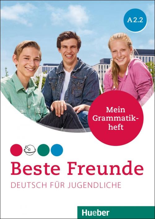 Εικόνα της Beste Freunde A2.2 - Mein Grammatikheft