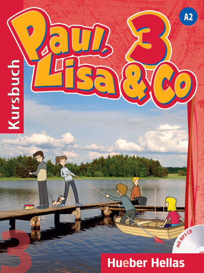 Bild von Paul, Lisa & Co 3 - Kursbuch mit MP3-CD