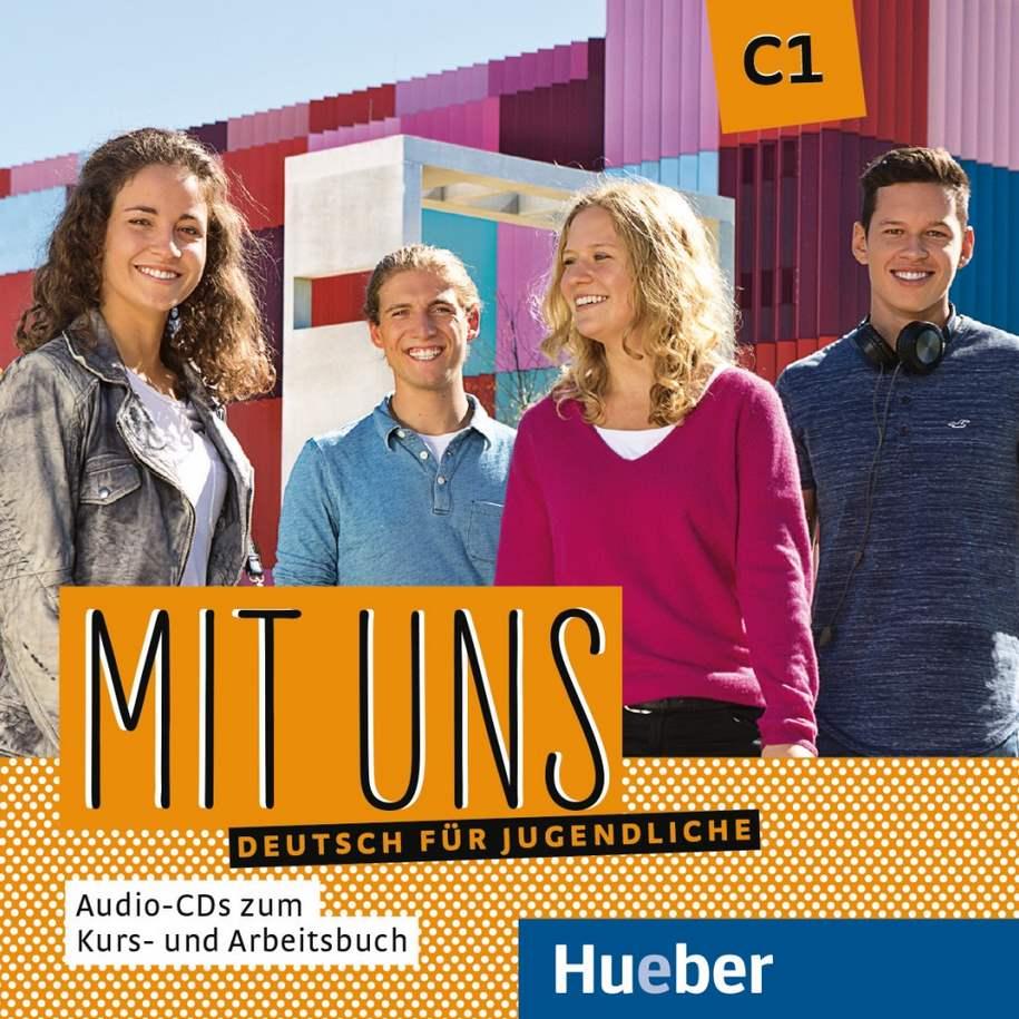 Εικόνα της Mit uns C1 – Audio-CDs zum Kurs- und Arbeitsbuch
