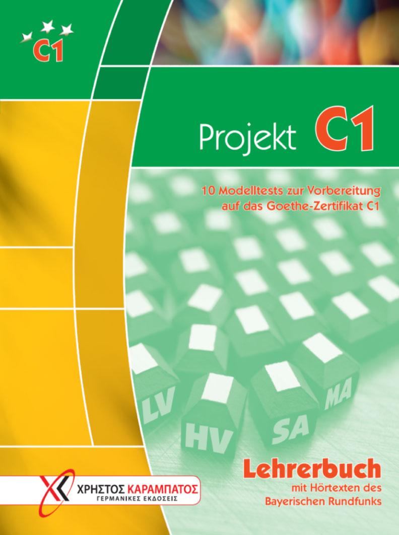 Bild von Projekt C1 - Lehrerbuch