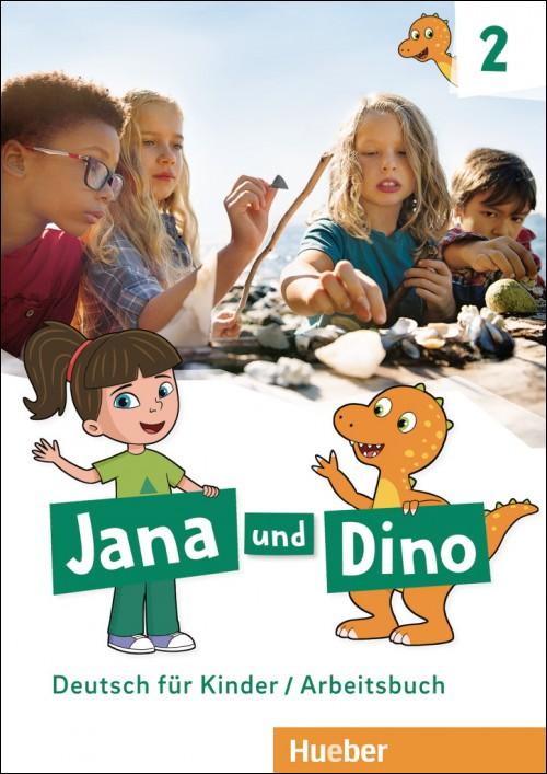 Εικόνα της Jana und Dino 2 - Arbeitsbuch