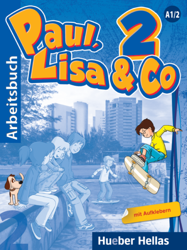 Bild von Paul, Lisa & Co 2 - Arbeitsbuch