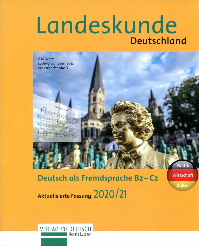 Bild von Landeskunde Deutschland (aktualisierte Fassung 2020/21)