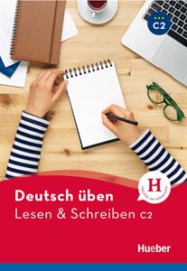 Bild für Kategorie Deutsch üben, Lesen & Schreiben C2