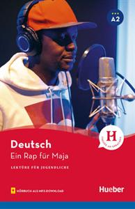 Bild von Ein Rap für Maja – Lektüre mit MP3-Download