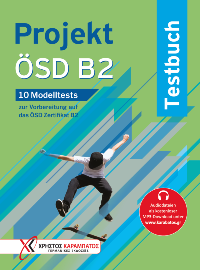 Bild von Projekt ÖSD B2 – Testbuch