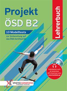 Bild von Projekt ÖSD B2 – Lehrerbuch mit MP3-CD
