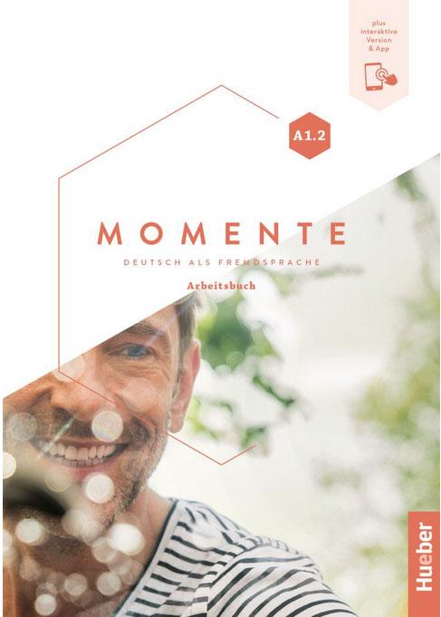 Bild von MOMENTE A1.2 – Arbeitsbuch plus interaktive Version