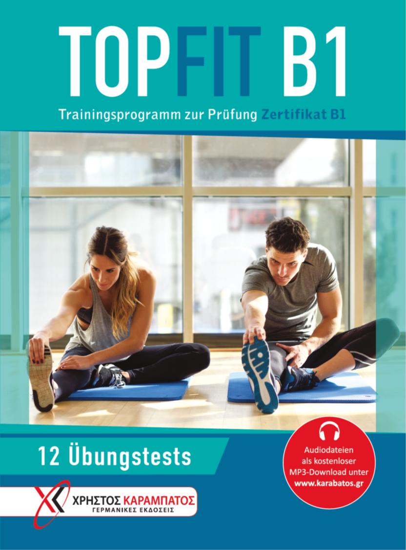 Bild von TOPFIT B1, Trainingsprogramm zur Prüfung Zertifikat B1