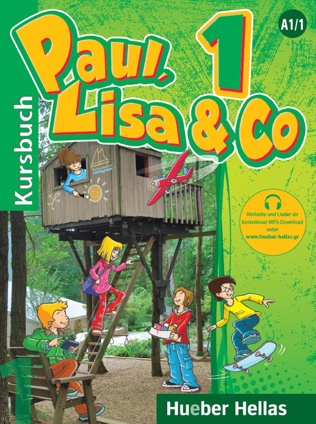 Bild von Paul, Lisa & Co 1 - Kursbuch