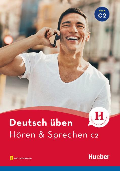 Εικόνα της Deutsch üben, Hören & Sprechen C2