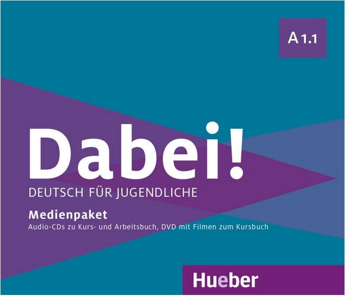 Εικόνα της Dabei! A1.1 – Medienpaket (Οπτικοακουστικό πακέτο)